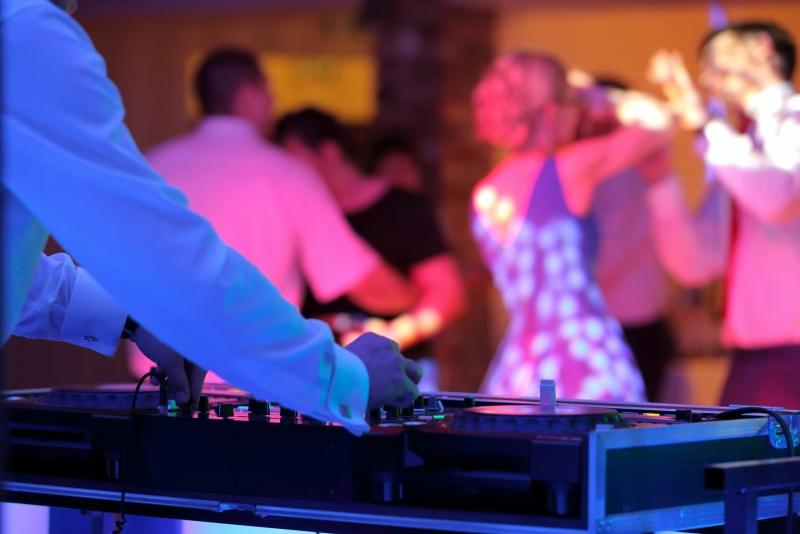 King Studios Wedding DJ Service